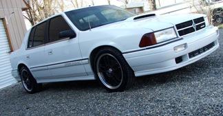 1991 Dodge Spirit R T