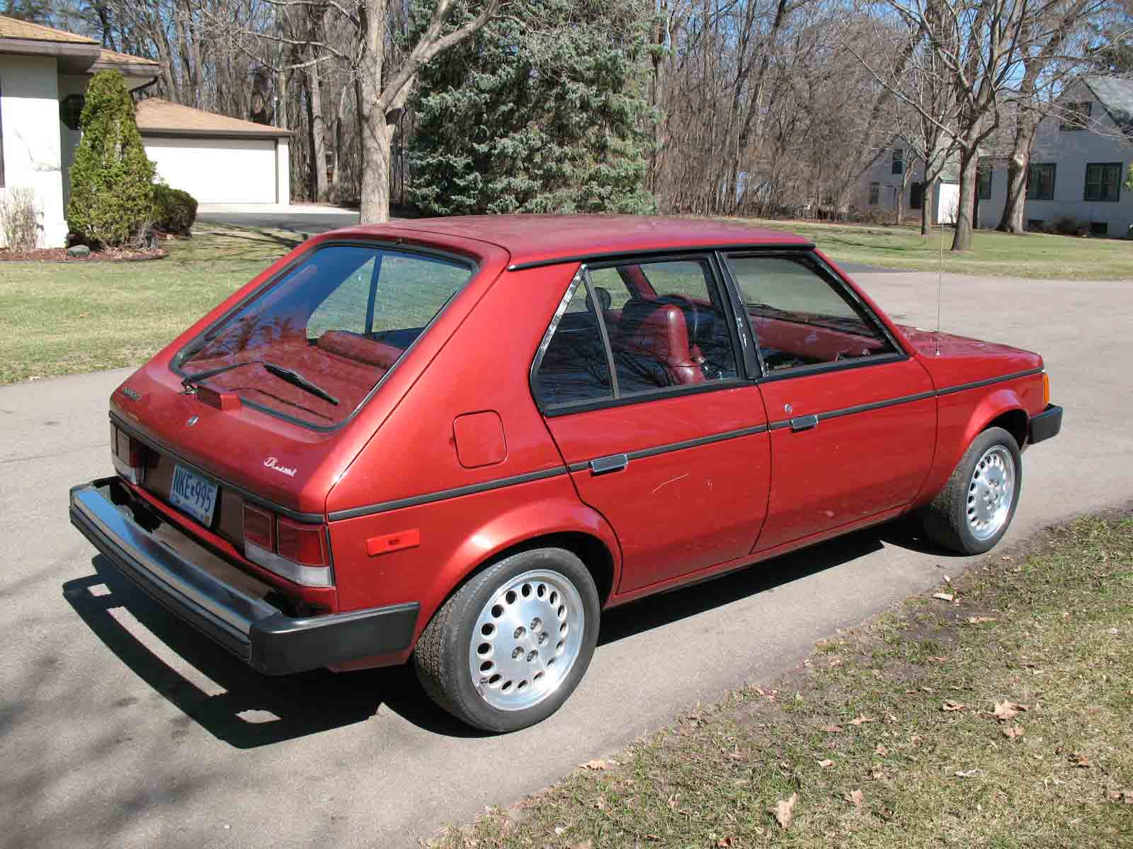 1989 Dodge Omni for Sale 1 - Click Image For Larger Version Name Img_a Jpg Views Size - 1989 Dodge Omni for Sale 1