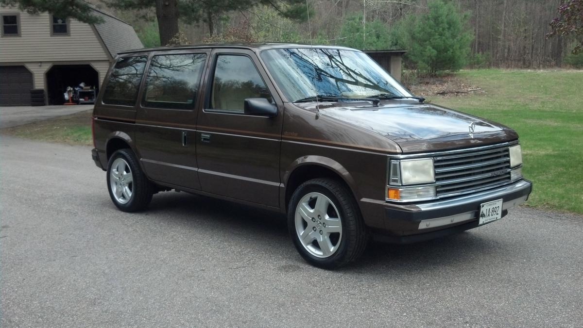 For Sale 1990 Plymouth Voyager Turbo