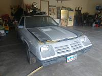 Click image for larger version.  Name:Rampage in garage front.jpg Views:16 Size:1.60 MB ID:64948