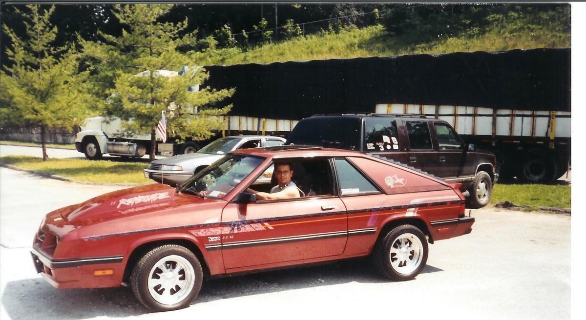 1985 plymouth turismo duster package