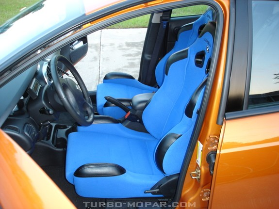 Corbeau CR1 seats