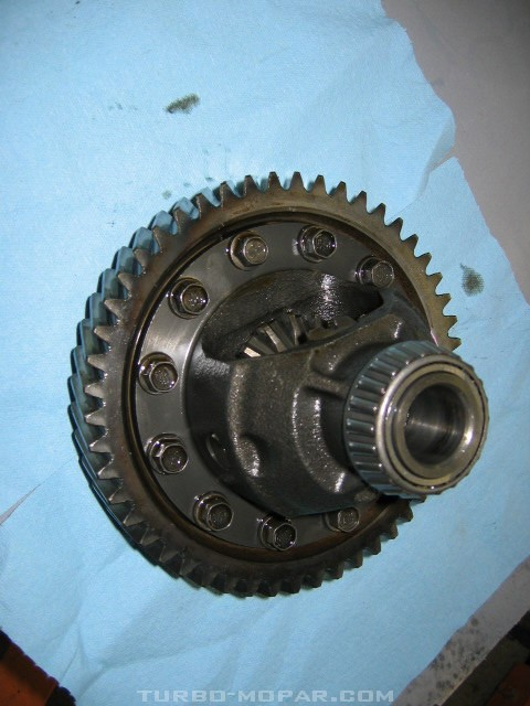 A523 Ring gear