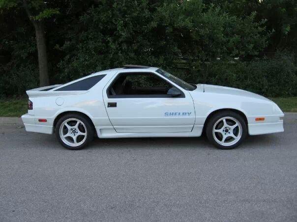 1991 Daytona Shelby