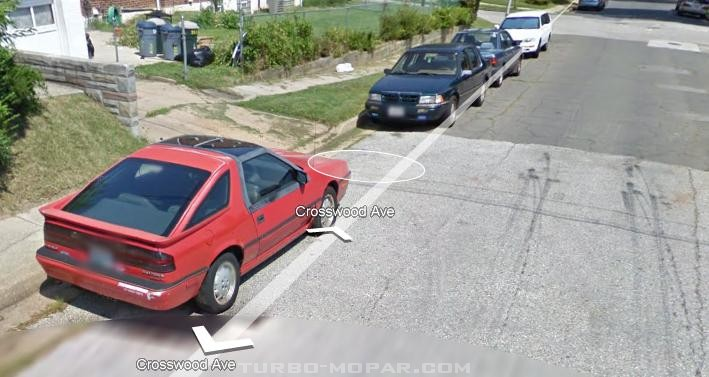 my cars on google maps