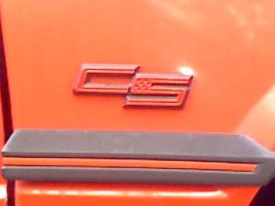 88 Daytona CS