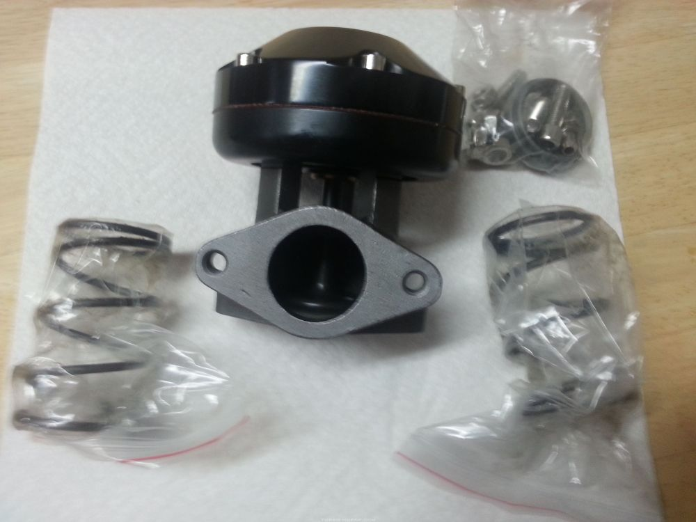 Godspeed external wastegate and accessories