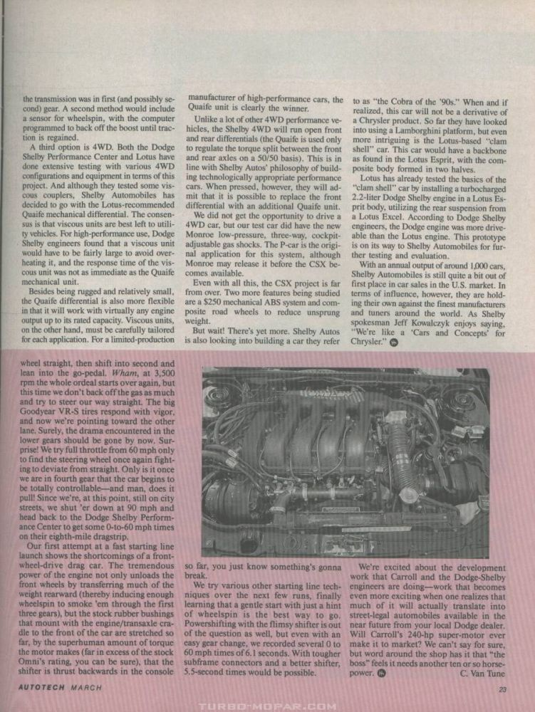 Auto Tech Mag. Article - Page 5