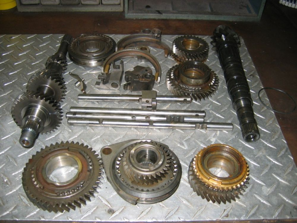 1993 A523 parts