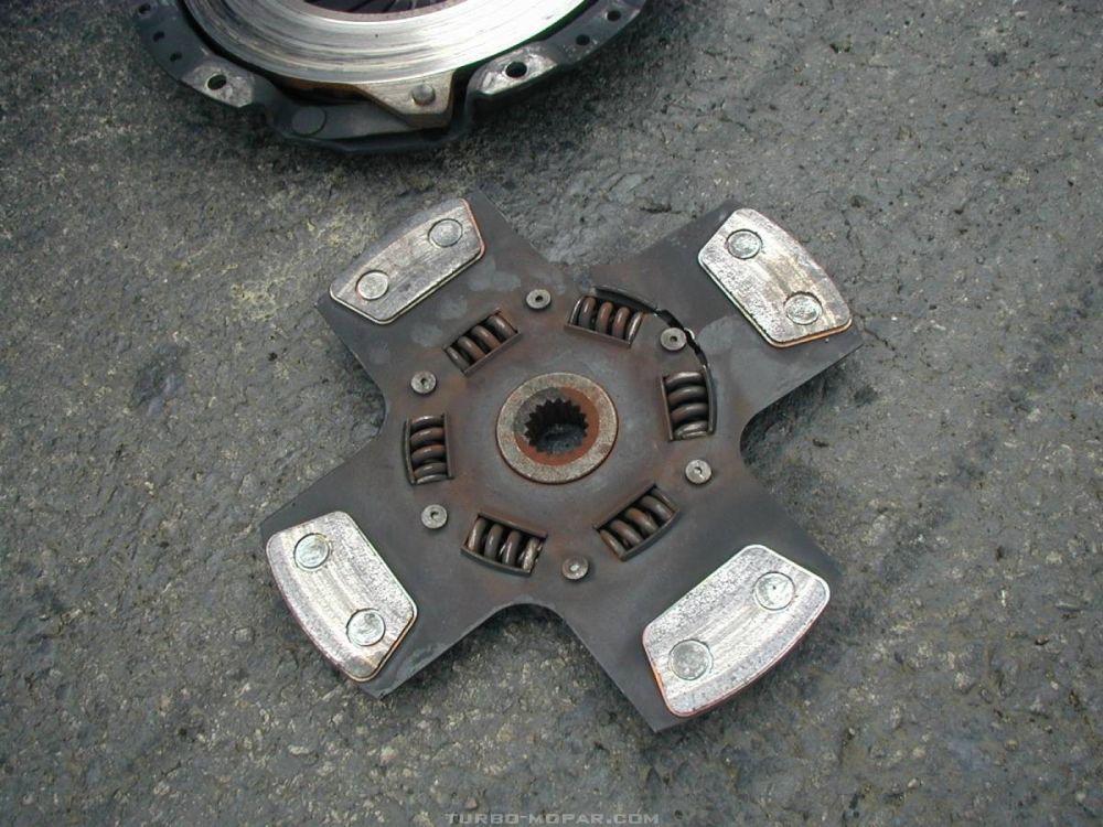 broken clutch