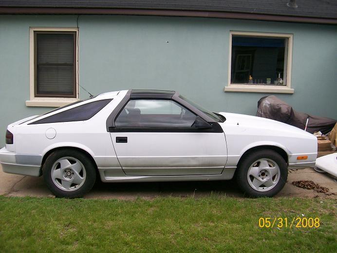 For Sale: 1989 Daytona ES T-Top car