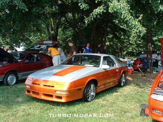 Benji's 91 Daytona Shelby