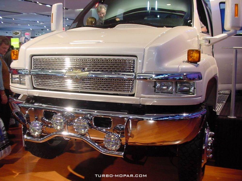 2006_Chevrolet_C4500_Custom