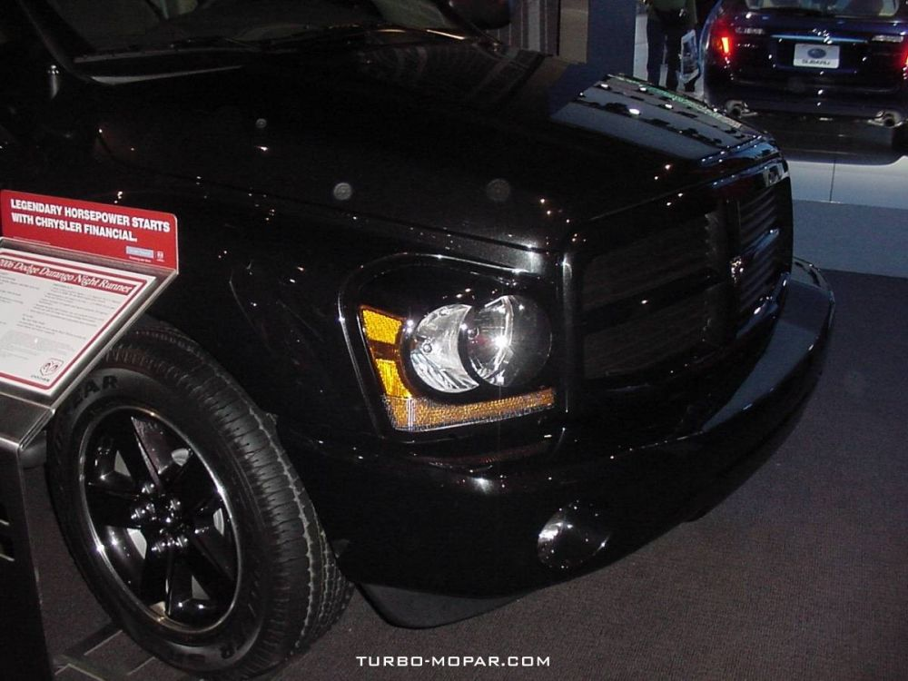 2006_Dodge_Durango_Night_Runner - Turbo Mopar Photo Gallery