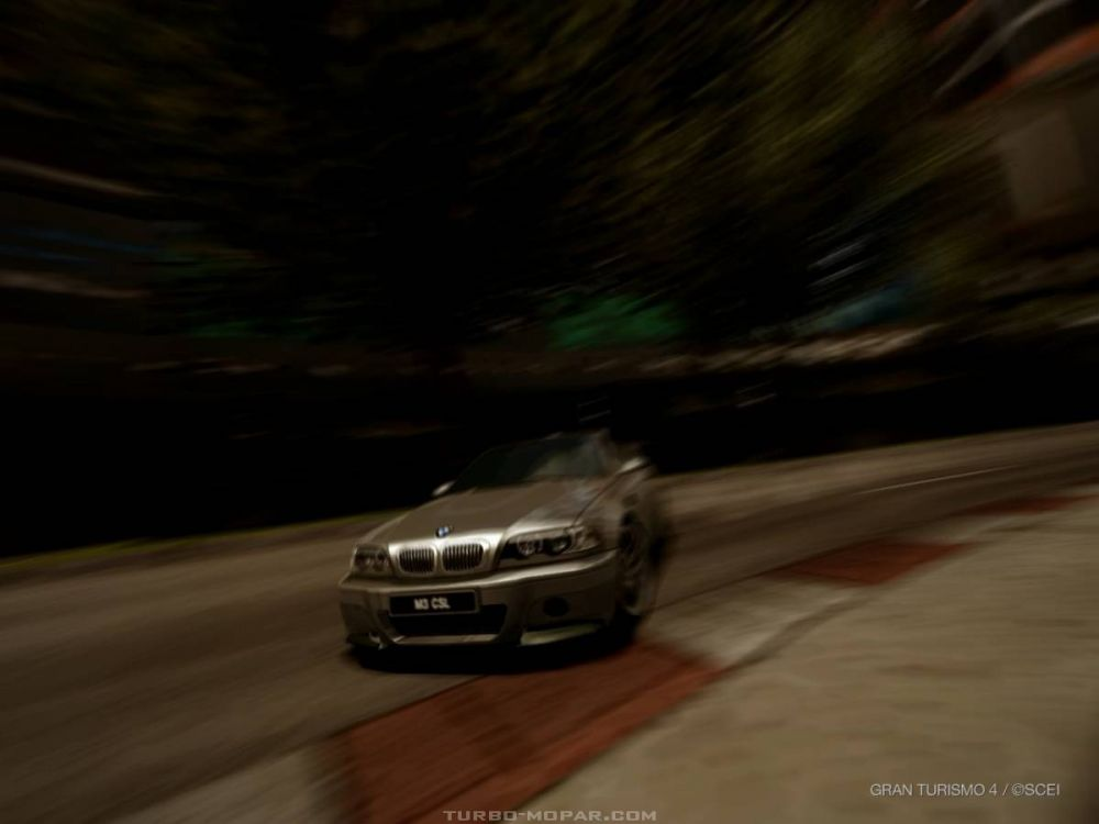 BMW M3 CSL New York 1