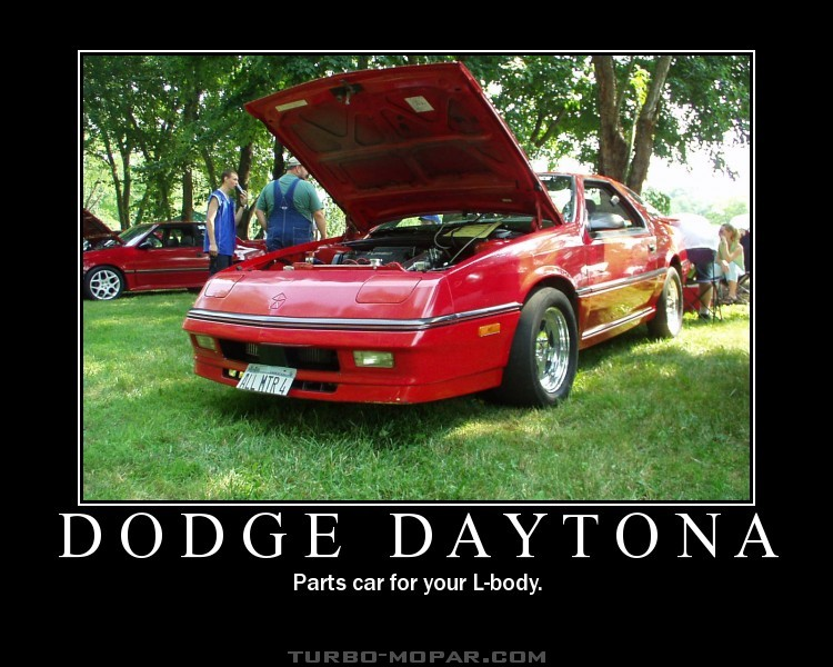 Daytona_Parts_Car