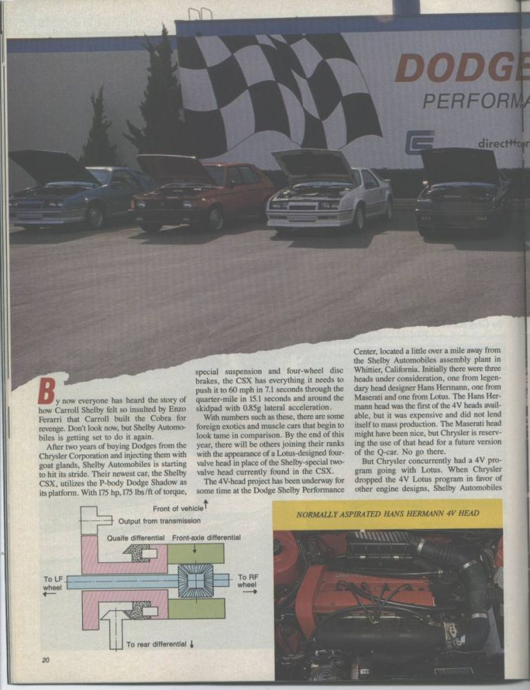 Auto Tech Mag. Article - Page 2