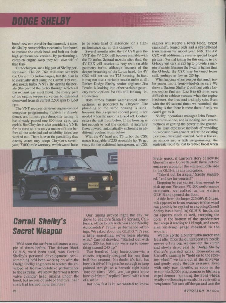 Auto Tech Mag. Article - Page 4