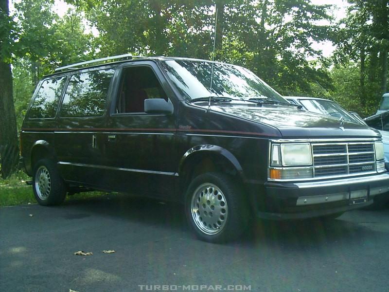 Mine and Ryan's Old Minivan