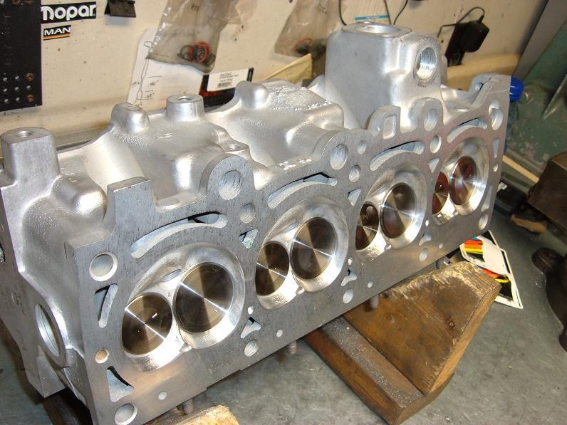 big valve head